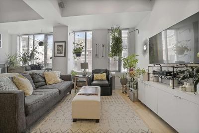 Condo/Townhouse For Sale: 1313 Washington Street #416