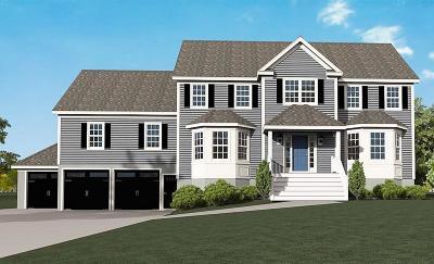 Billerica, Burlington Single Family Home New: 6 Haven Terrace