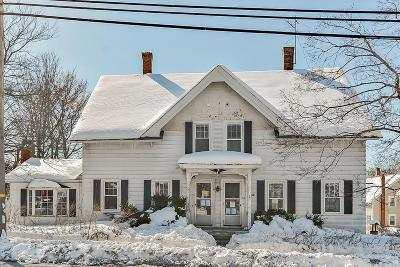 Northbridge Multi Family Home Under Agreement: 211-213 Main St
