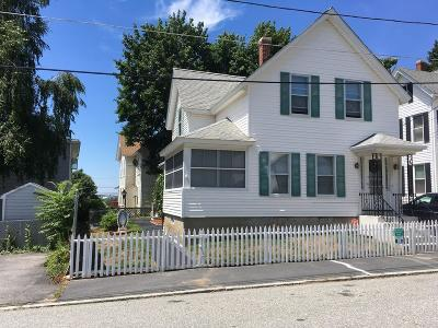 Lowell Single Family Home For Sale: 60 Varnum Street