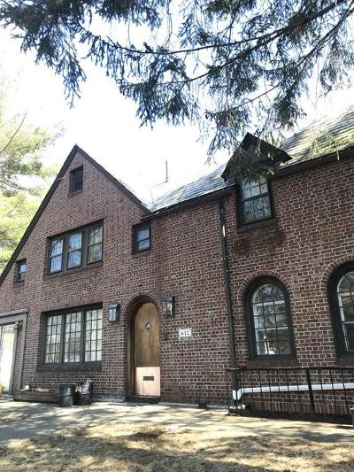 Newton Single Family Home For Sale: 612 Chestnut St