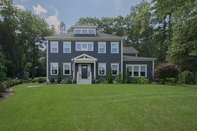 Single Family Home Under Agreement: 115 Burlington St