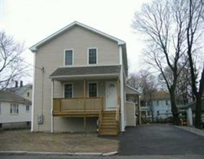 RI-Providence County Multi Family Home For Sale: 141 Merino