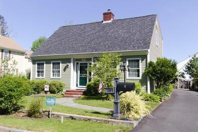 Taunton Single Family Home For Sale: 8 Vine St