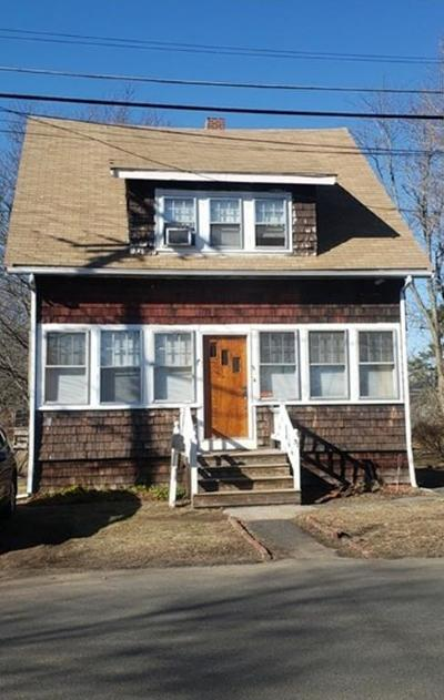 Cohasset, Weymouth, Braintree, Quincy, Milton, Holbrook, Randolph, Avon, Canton, Stoughton Single Family Home For Sale: 31 N Paul St