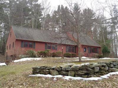West Brookfield Single Family Home Extended: 23 George Allen Rd