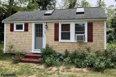 Eastham Condo/Townhouse For Sale: 1081 State Highway #15