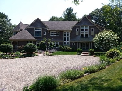 Wenham, Hamilton Single Family Home For Sale: 114 Larch Row