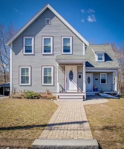 Stoneham Single Family Home New: 519 Main St #A
