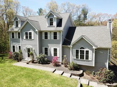 Upton Single Family Home Price Changed: 268 North St