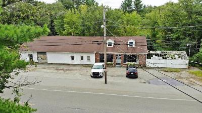 MA-Bristol County Commercial For Sale: 376 Old Colony Rd