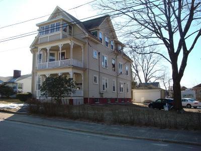 Attleboro Multi Family Home Contingent: 48 John St