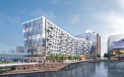 Condo/Townhouse Under Agreement: 300 Pier 4 Blvd #2D