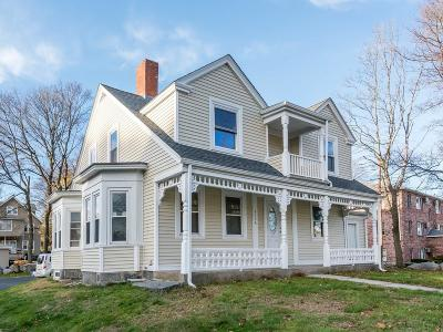 Quincy Single Family Home New: 445 Granite St #A