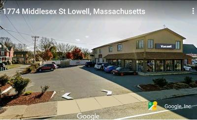 Lowell Multi Family Home New: 1774 Middlesex St