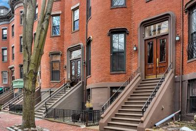 Condo/Townhouse For Sale: 35 Worcester Sq #1