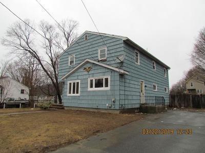 Methuen, Lowell, Haverhill Single Family Home New: 78 Belmont Ave