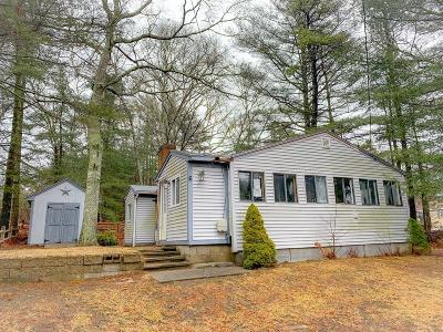 Wareham Single Family Home For Sale: 6 Access Rd