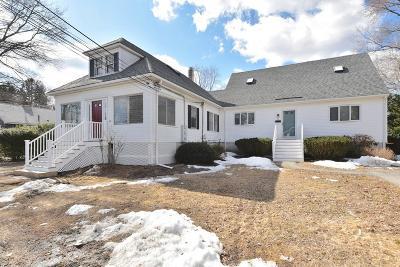Framingham Single Family Home Under Agreement: 25 Bates Rd #25