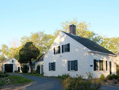 Yarmouth Single Family Home For Sale: 425 Route 6a