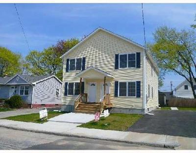 Providence RI Condo/Townhouse New: $199,000