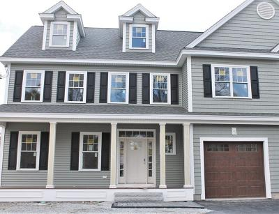 Woburn Single Family Home Under Agreement: 96 Pleasant Street