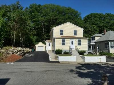Woonsocket RI Single Family Home New: $252,000