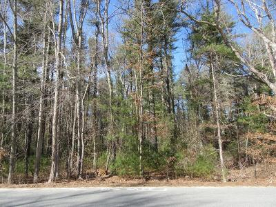 Plympton Residential Lots & Land For Sale: Corner Of Center St & Rte. 58