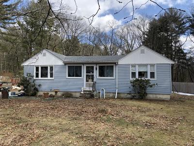 Billerica Single Family Home Under Agreement: 96 Rogers Street