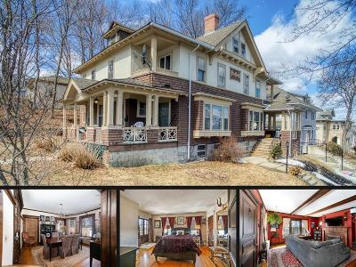 Worcester Multi Family Home For Sale: 68 S Lenox St