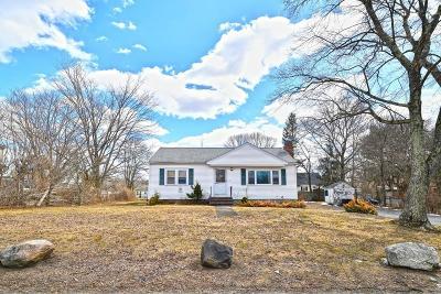 Foxboro MA Single Family Home New: $329,900