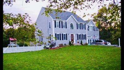 Abington Single Family Home Price Changed: 634 Richard A Fitts Dr