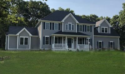 Lakeville Single Family Home For Sale: Lot 2 Equestrian Way
