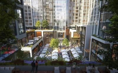 Condo/Townhouse New: 133 Seaport Boulevard #1021