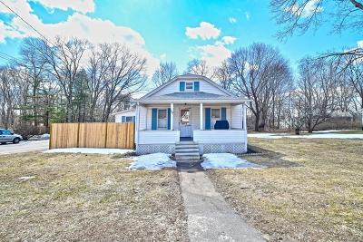 Sharon MA Single Family Home New: $349,000