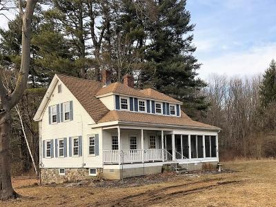 Northborough Single Family Home Under Agreement: 459 Main St