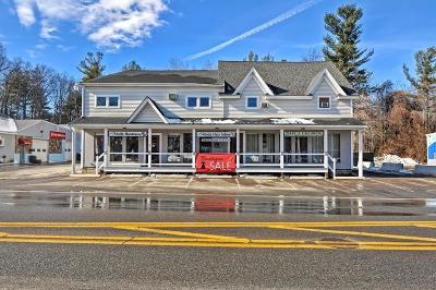 MA-Worcester County Commercial For Sale: 1177 Central Street