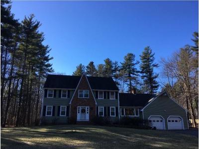 Harvard Single Family Home For Sale: 114 Ann Lee Rd