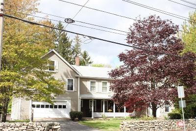 Wrentham Single Family Home For Sale: 93-95 East Street