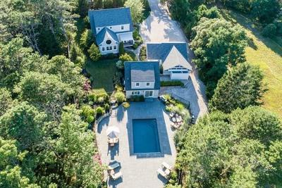 Wellfleet Single Family Home For Sale: 124 State Highway Route 6