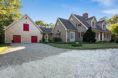 Bourne Single Family Home For Sale: 195 Red Brook Harbor Rd