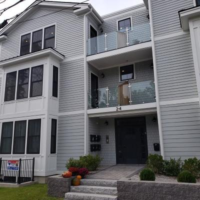 Condo/Townhouse Extended: 2-4 Elm Street #3 A