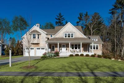 Norwell Single Family Home For Sale: 20 Bayberry Lane