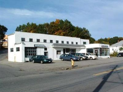 MA-Worcester County Commercial For Sale: 313 Central St