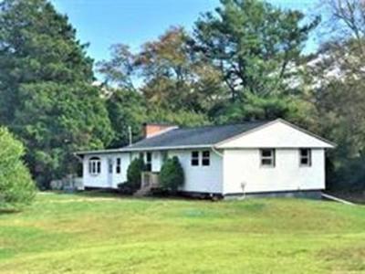 Middleboro Single Family Home For Sale: 28 Harding Street - Route 44