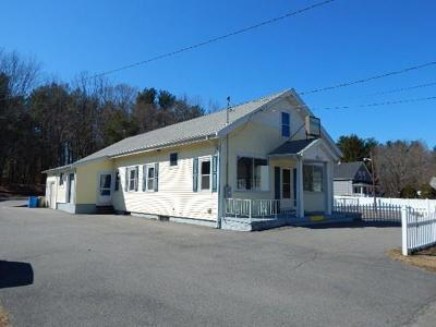 MA-Bristol County Commercial For Sale: 77 Turnpike St