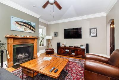 Brookline Condo/Townhouse Under Agreement: 208 Fuller #7