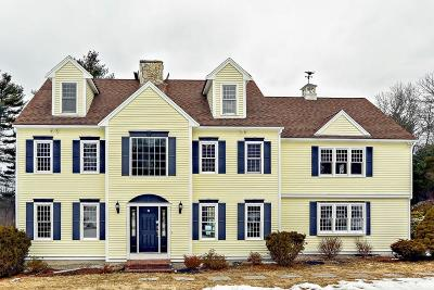 Marshfield Single Family Home Price Changed: 45 Fox Hill Cir