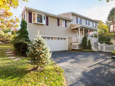 Burlington Single Family Home For Sale: 8 Grandview Ave