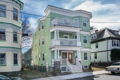 MA-Suffolk County Multi Family Home For Sale: 19 Holiday St